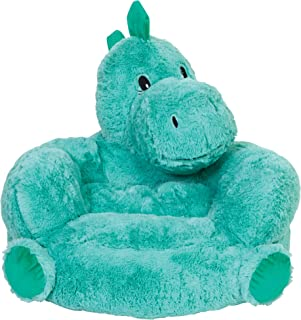 Trend Lab Kids Plush Character Chair, Dinosaur