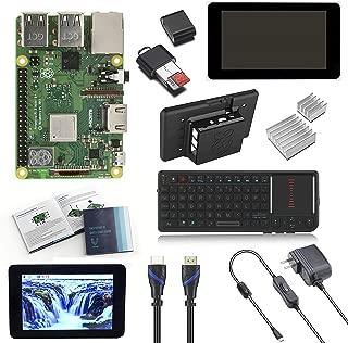 V-Kits Raspberry Pi 3 Model B+ (Plus) Complete Starter Kit with 7