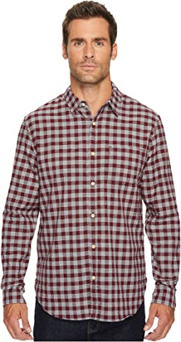 Lucky Brand - Long Sleeve Ballona Shirt