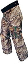 Forester Chainsaw Safety Chaps - Full Wrap Zipper - Real Tree Camo (Long (40
