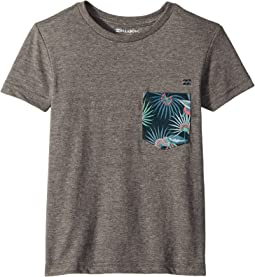 Billabong Kids - Team Pocket T-Shirt (Toddler/Little Kids)