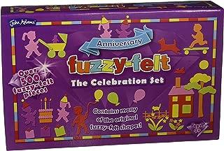 John Adams 9400 Fuzzy-Felt Celebration Set