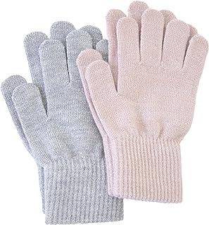 Melton Toddler & Kids 2-Pack Gloves