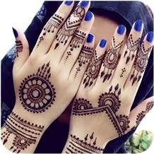 Latest Best Mehndi Designs
