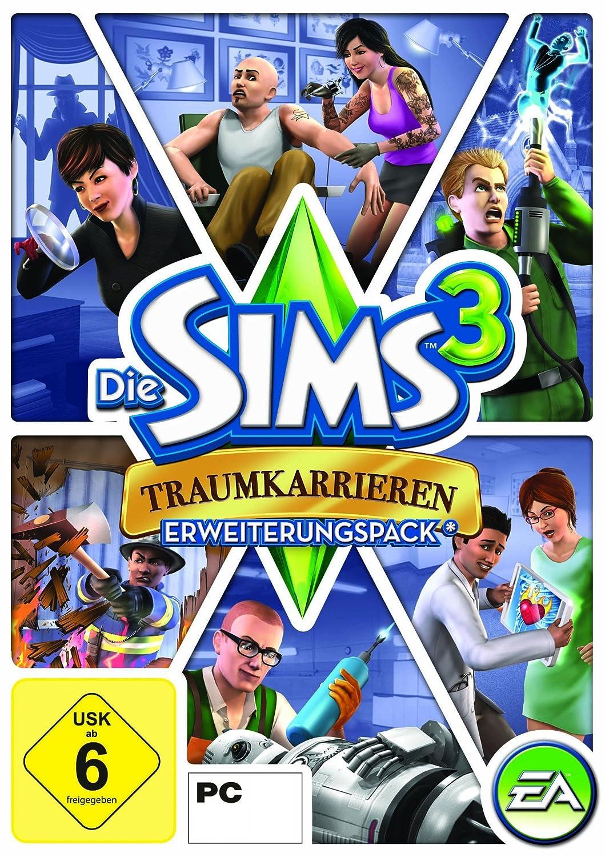 Die Sims 3 Traumkarrieren Erweiterungspack Pc Mac Online Code Games