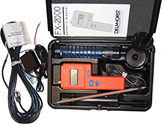 Delmhorst FX-2000 Hay Moisture Meter Tester, 10 inch Probe Deluxe Package