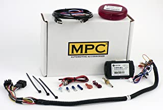 MPC Factory OEM Remote Activated Remote Start Kit for 2007-2013 Chevrolet Silverado 1500 - Plug & Play - with T-Harness
