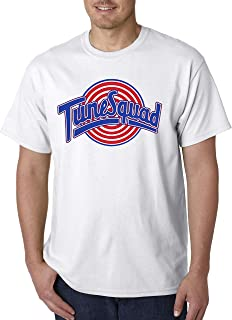 New Way 487 - Unisex T-Shirt Tune Squad Space Jam Basketball Team