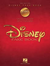 The Disney Fake Book