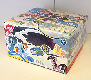 My Little Pony - Wave 7 - Crystal Empire Blind Bags - Clear Collection - sealed Case of 24x Blind Bag