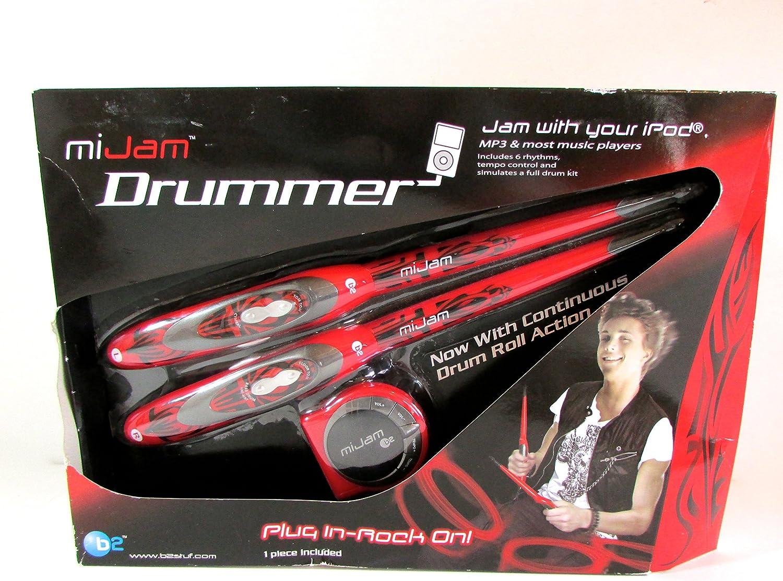 Mi Jam overseas Recommendation Drummer