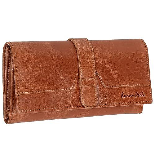 Brown Leather Purses: Amazon.co.uk