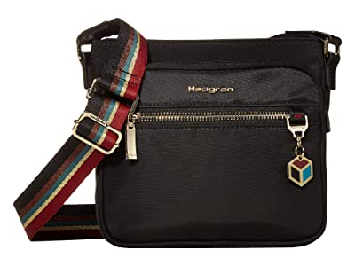 Hedgren Magical Small Crossbody (Special Black) Handbags