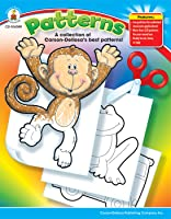 Carson Dellosa | Patterns Workbook | Grades PK–5, Printable