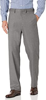 Haggar mens PLN SHARK WP PANT Dress Pants