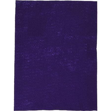 Kunin Rainbow Classic Felt 9X12-Prickly Purple