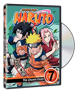 Naruto, Vol. 7 - The Chunin Exam