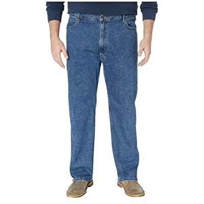 Signature by Levi Strauss & Co. Gold Label Big Tall Regular Fit Jeans (Medium Indigo) Men