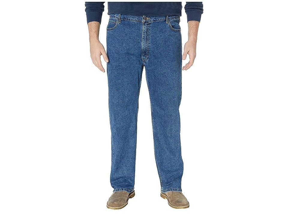 Signature by Levi Strauss & Co. Gold Label Big Tall Regular Fit Jeans (Medium Indigo) Men