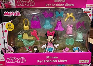 Disney Junior Minnie Pet Fashion Show Snap N Pose