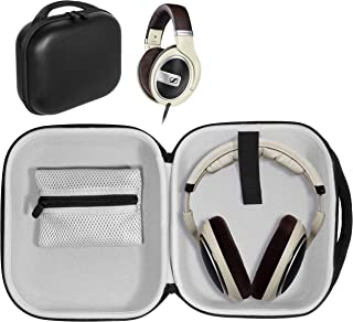 Headphone Case for Sennheiser HD598, HD558, HD518, HD595, HD555, HD515, HD650, HD600; Sony v700dj, 7509hd, 7506, XB-700, X...