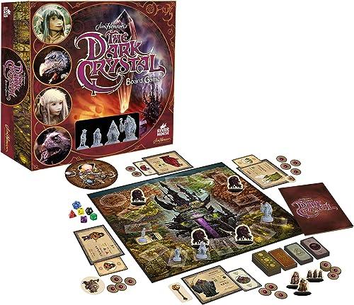 venta al por mayor barato The Dark Crystal Board Board Board Game by River Horse  oferta de tienda