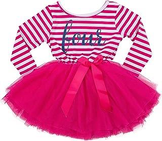 Grace & Lucille 4th Birthday Dress (Sleeveless)