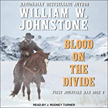 Blood on the Divide: First Mountain Man Series, Book 2