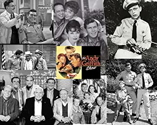Gatsbe Exchange XL Poster 16 X 20 Andy Griffith Show Barney FIFE TV Series Photo Collage