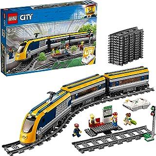 لعبة قطار الركاب سيتي ترينز لعمر 6 - 12 عام من ليغو 60197