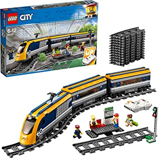 Lego 6212491 Lego City Lego City Passagierstrein - 60197, Multicolor