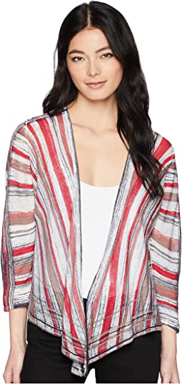 Petite Painted Desert Four-Way Cardy