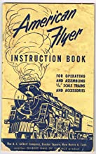 American Flyer Instruction Book for Operating and Assembling 3/16