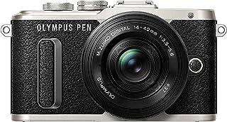 Olympus Pen E-PL8 Kit con cámara de Sistema Micro Cuatro Tercios + Objetivo M.Zuiko 14-42mm EZ Negro