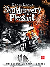 Detective Esqueleto [Skulduggery Pleasant]: 1