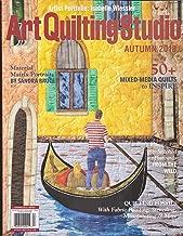 Art Quilting Studio Magazine Autumn 2018