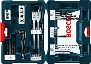 Bosch MS4041 Drill and Drive Set, 41 Piece