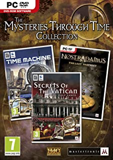 Mysteries Through Time Collection Game PC