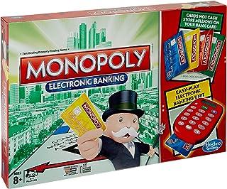 Hasbro Monopoly Electronic Banking, Multicolor [A7444]
