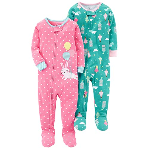 a5e4ccb95504 Footie Pajamas 4T  Amazon.com