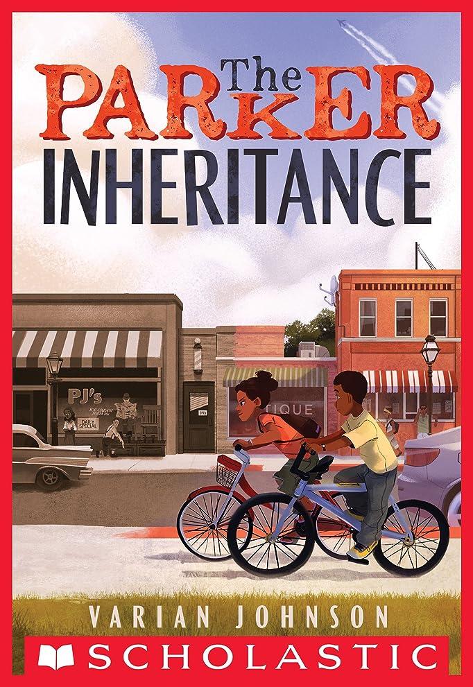 嵐かもめ変形The Parker Inheritance (English Edition)