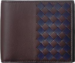 Intrecciato Check Wallet