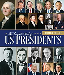 The Complete Book of US Presidents, Fourth Edition: Updated for 2021