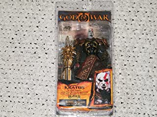 NECA God of War 2 Video Game Action Figures Series 1 Kratos with Ares Armor [Version 1]