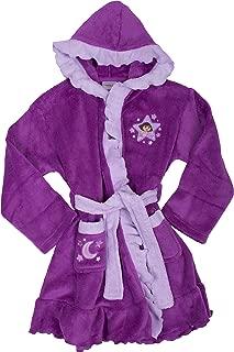 Dora The Explorer Moonlight Toddler Robe 2/3T Purple