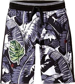 [ドルチェアンドガッバーナ] Dolce & Gabbana Kids ボーイズ Banana Leaf Shorts (Big Kids) パンツ [並行輸入品]