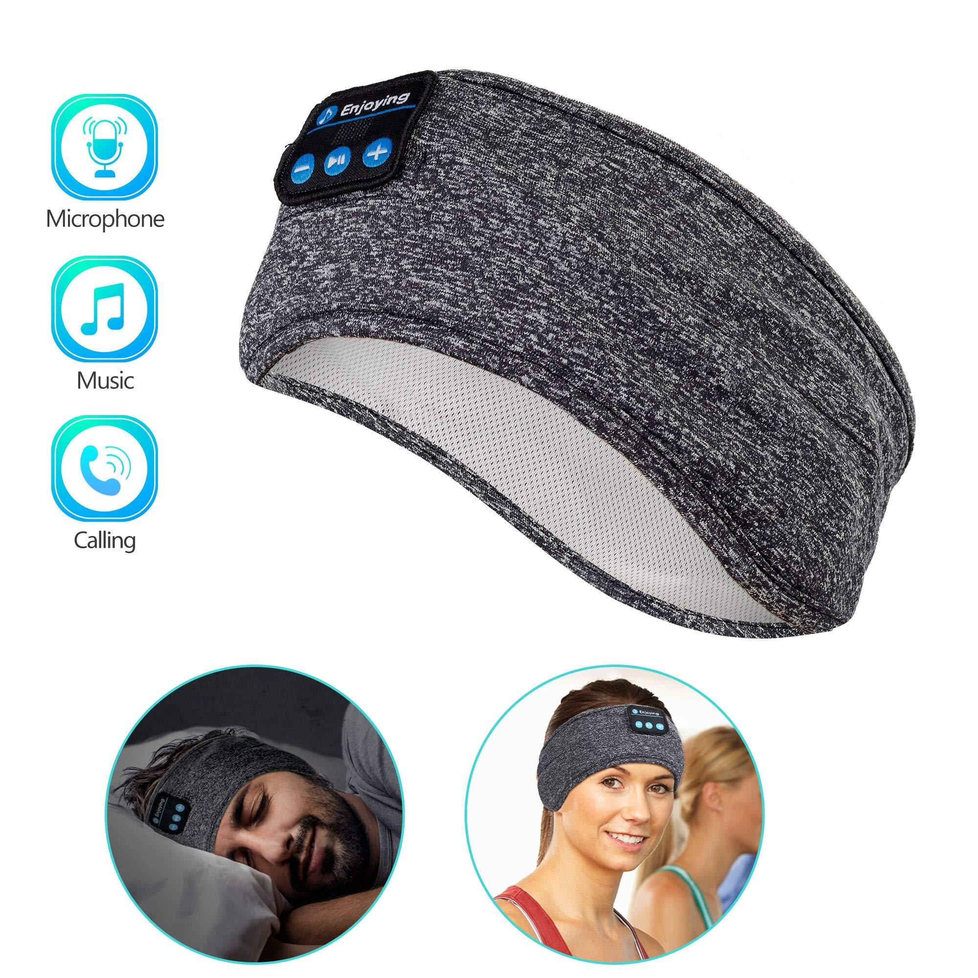 Sleep Headphones Perytong Ultra Thin Meditation