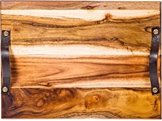 Palais Dinnerware Acacia Cutting Board - Wooden Butcher Block (17