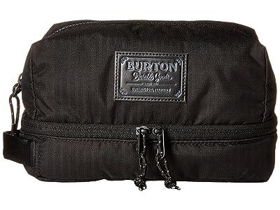 Burton Low Maintenance Kit (True Black Triple Ripstop) Travel Pouch