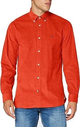 Tommy Hilfiger Men's Flex Corduroy Shirt